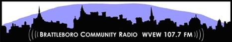 WVEW 107.7 FM Brattleboro Communiy Radio